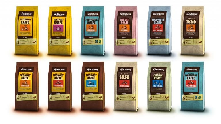 Kjeldsberg satser for fullt på at nye, moderniserte produktlinjer kan vippe Norges regjerende kaffekonge, Herman Friele, ned fra tronen.